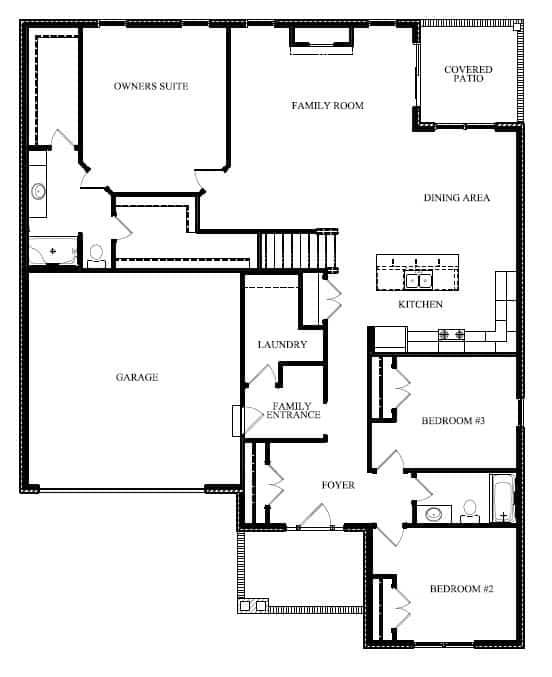 FloorplanEmory Bonus Room