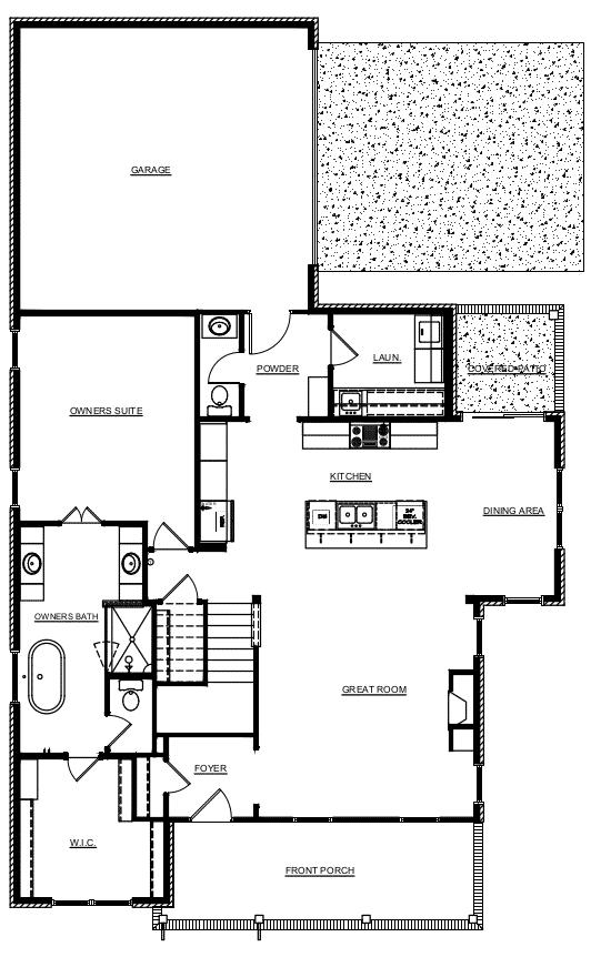 FloorplanROSE Floorplan