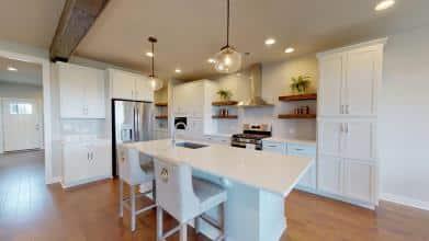 StanfordC 3rdBayGarage Kitchen